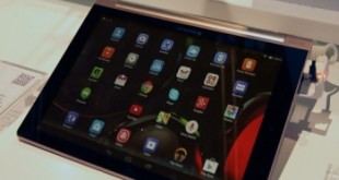 tablet yoga 10 HD+ lenovo tela