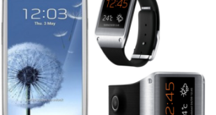 galaxy s5 e relogios gear 2 e fit