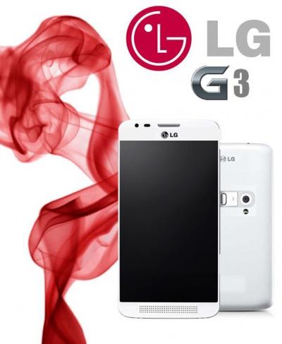 Conceito do celular LG G3