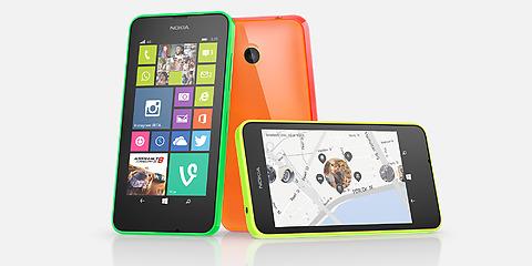 nokia lumia 635 com tecnologia 4g