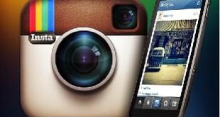 aplicativo instagram nos celulares