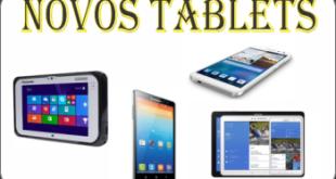 novos tablets lançamento 2014