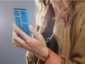 projeto ara da google celular azul