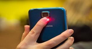 Samsung GalaxyS5 dedo scanner