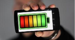 duração de bateria de celular