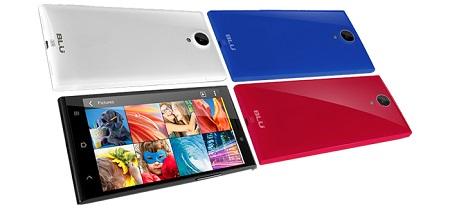 smartphone blu Life Pure xl