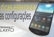 12 dicas essenciais na configuração galaxy s5