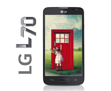 celular lg L70