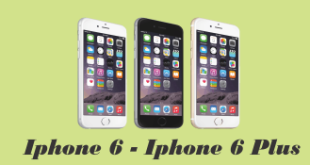 novos iphone 6 e iphone 6 plus da apple