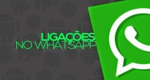 Ligações grátis no aplicativo WhatsApp