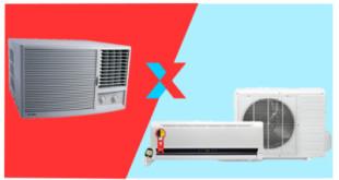 ar condicionado-split-e-ar-janela