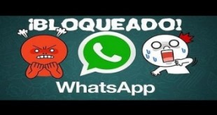 bloquear contato no whatsapp