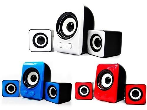Acessórios para turbinar seu smartphone - Caixas de som