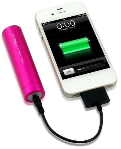 Acessórios para turbinar seu smartphone - Carregador portátil
