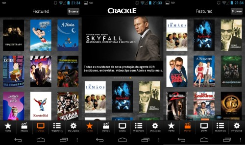 Conheça 4 Alternativas para substituir o Mega Filmes HD - Crackle