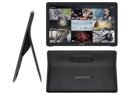 Conheça o Galaxy View, o tablet gigante.