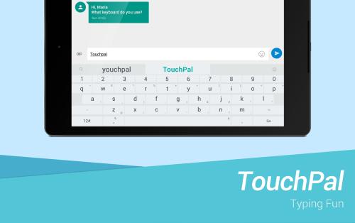Quais os melhores teclados alternativos para Android, iPhone e iPad - Touch Pal