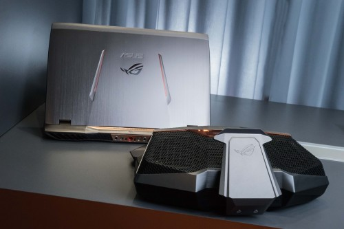 asus notebook GX700 gamer