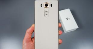 celular lg-v10 camera traseira