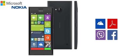 celular nokia lumia 730 e aplicativos