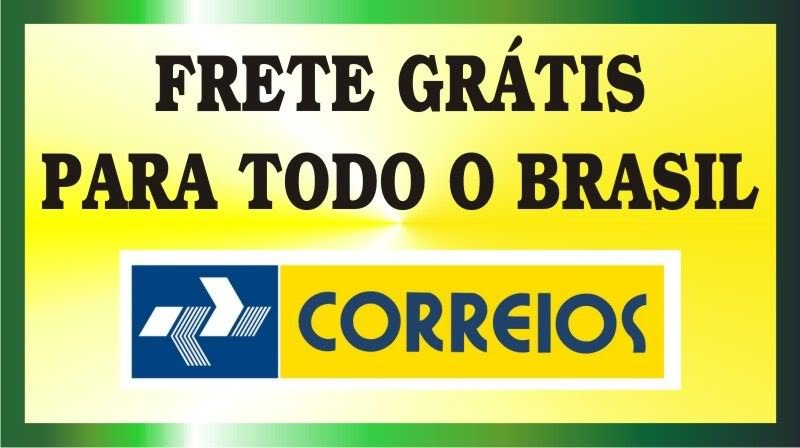 fb4cb009fa frete gratis todo brasil