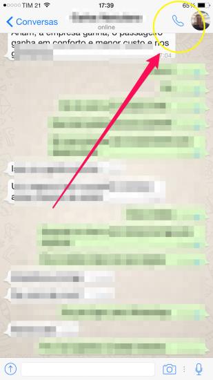 Como ligar de graca no iphone