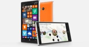 Nokia Lumia 930 tela principal
