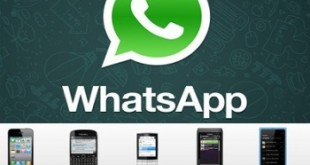 aplicativo Whatsapp em varios celulares diferentes 400x300