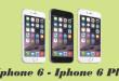 novos iphone 6 e iphone 6 plus da apple