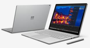 notebook microsoft Surface Book
