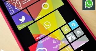 ligações grátis no whatsapp pelo windows phone